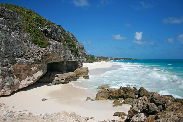 Beach At St Philip Barbados