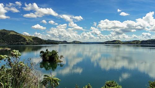 Sentani Lake,Jayapura