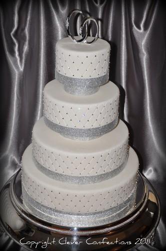 Bling Bling Wedding Cake Flickr Photo Sharing