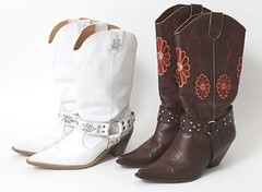 brown, footwear, shoe, leather, cowboy boot, boot,