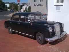 Mercedes Benz W105