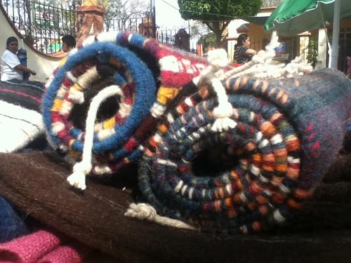 Veronica's rug @ Oaxaca 2.2011