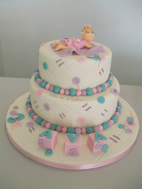CAKE - new baby cake design 1 Flickr - Photo Sharing!