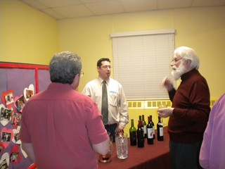 Emmanuel Beer and Wine Tasting