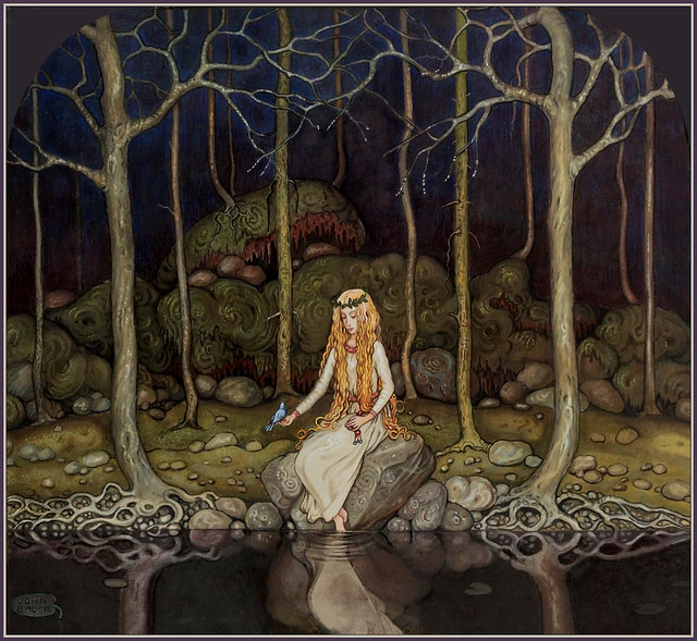 a contemporary fairy tale essay