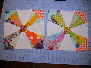 March do. Good Stitches Stashbuster block