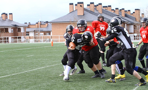 LNFAJr.Black Demons-Murcia Cobras