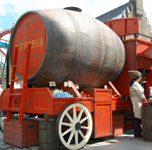 Butterbeer Barrel