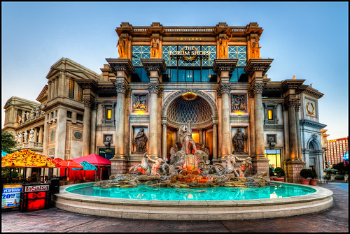 city urban usa fountain hotel us unitedstates lasvegas nevada caesarspalace hdr lasvegasstrip noiseware 2011 photomatix imagenomic canon7d mygearandme