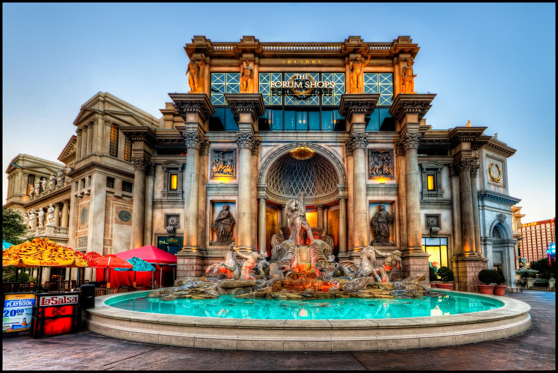 Caesar Hotel Vegas