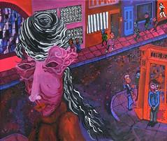 comics(0.0), art(1.0), painting(1.0), mural(1.0), psychedelic art(1.0), graffiti(1.0), illustration(1.0), modern art(1.0),