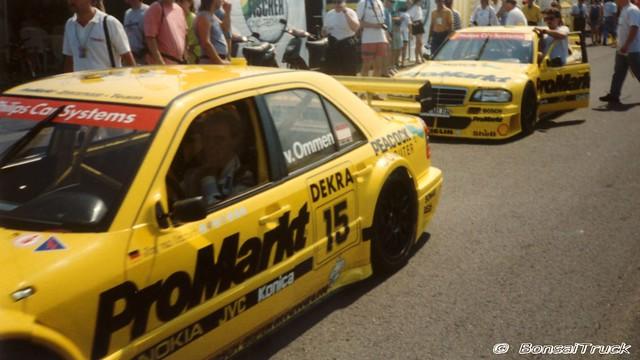 1994 DTM Diepholz MB C-Klasse ProMarkt