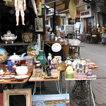 Feria de Antigüedades en Plaka
