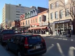 Schwartz Deli in Montreal