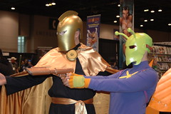 Doctor Fate and Killer Moth