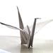 paper crane by maggie224 -