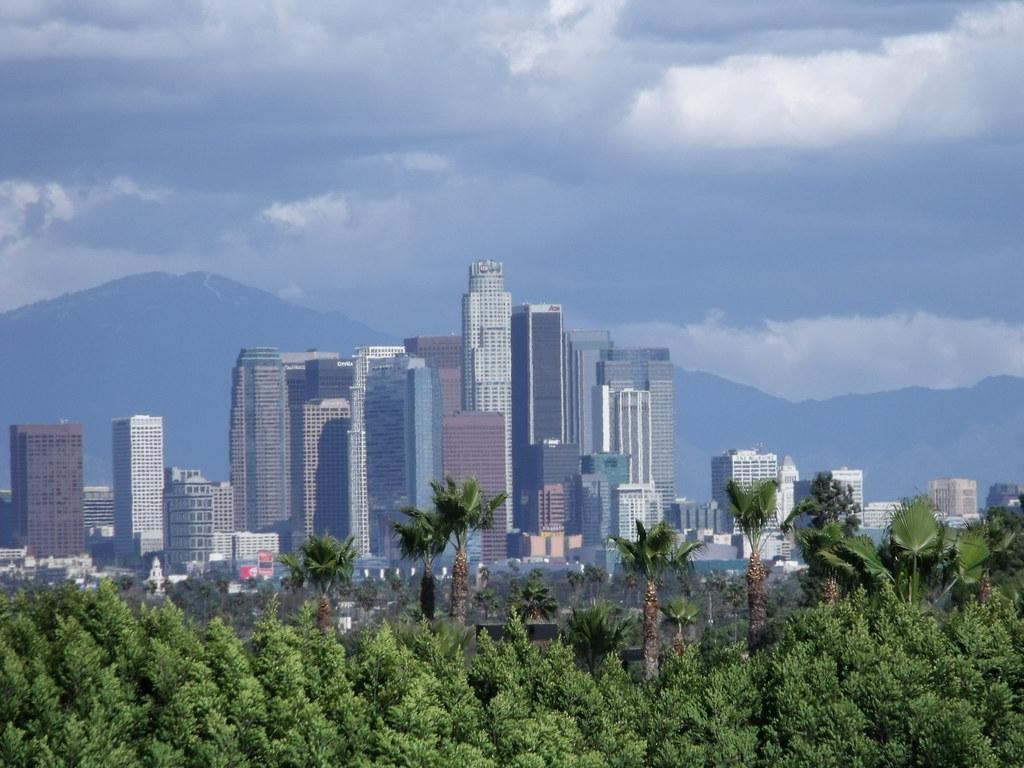 Down Town L. A.