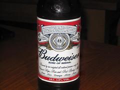 Marie your Budweiser