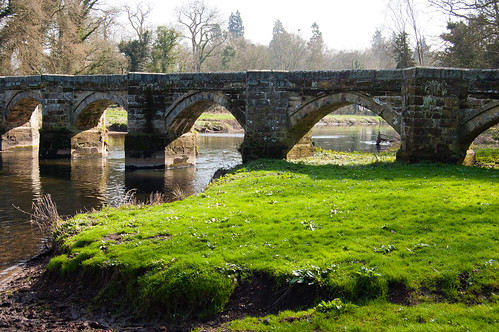 Essex Bridge, Shugborough