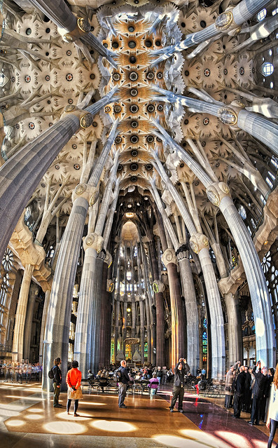 Barcelona sagrada fam lia flickr photo sharing for La sagrada familia barcelona spain