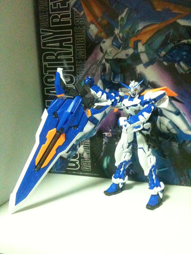 Lewis Photoss Most Interesting Flickr Photos Picssr Gundam Astray Blue Frame Second Revise Mg 1 100