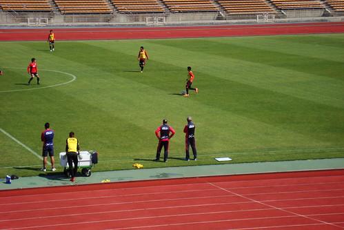 2014/04/24 京都サンガFC 西京極公開練習 #05