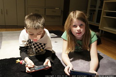 video gamers   nick & shea