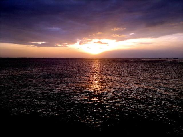 Sunset  -114