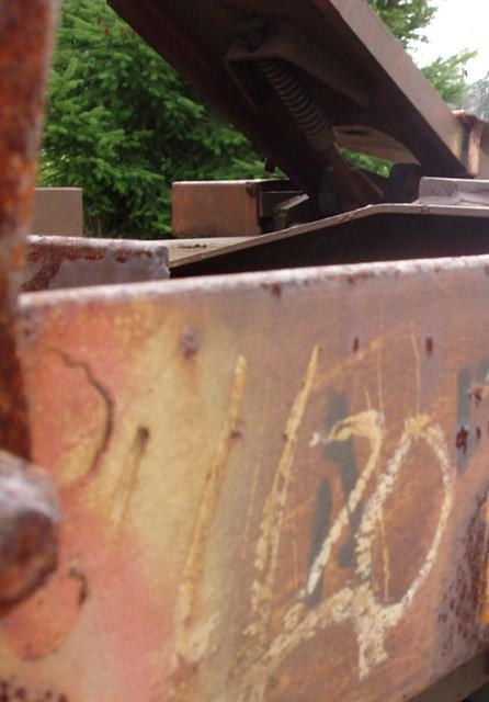 train marks