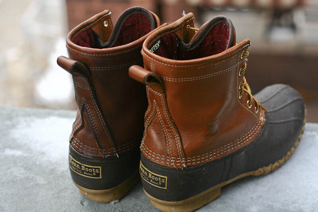 bean boots flickr photo