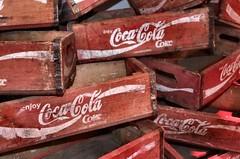 Coca-Cola Crates