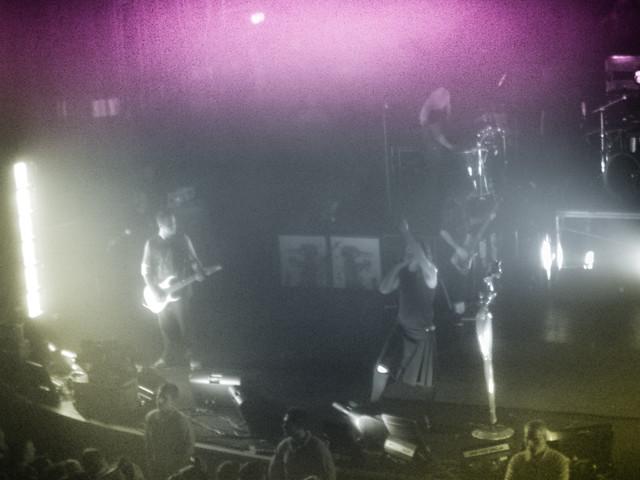 Korn Uk Tour Support