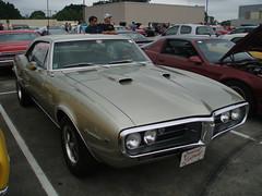 1967 Pontiac Firebird coupe