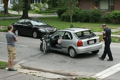 accident, automobile, traffic collision, vehicle, transport, city car, pedestrian,