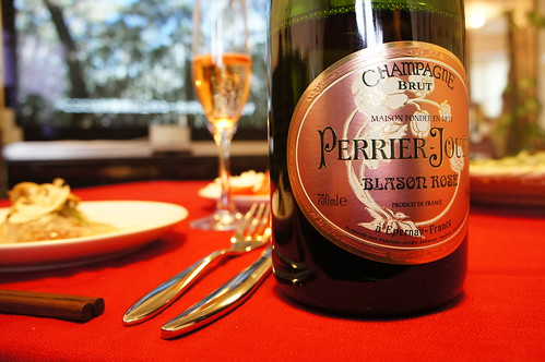 Champagne PERRIER-JOUET BLASON ROSE