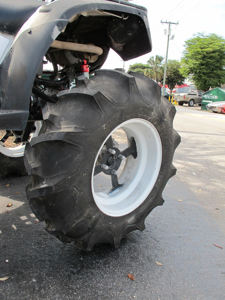 New 2 forum my rincon on 34 tractors honda foreman for Yamaha yxz gear reduction kit