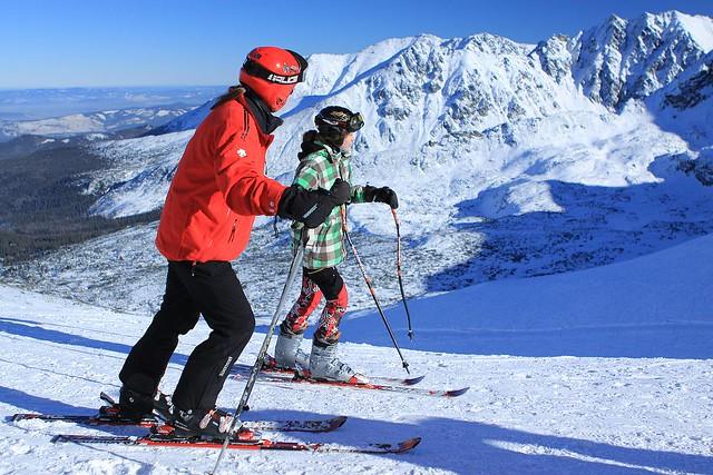 Narty W Zakopanem / Skiing In Zakopane