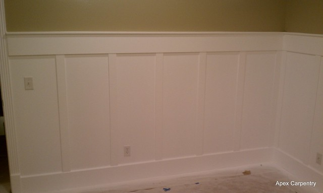 Office Wainscoting Flickr Photo Sharing