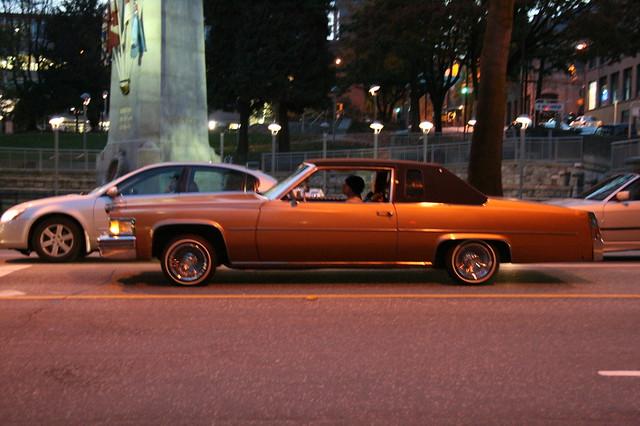 1979 Cadillac Deville Phaeton Lowrider Flickr Photo