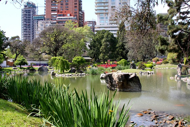 Contacto con lo divino jard n japon s de buenos aires for Jardin japones cursos