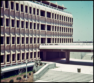 Murray Krieger Hall (at UC Irvine), 1966