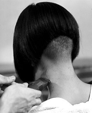 Highly Shaved Nape 6 | Flickr - Photo Sharing!