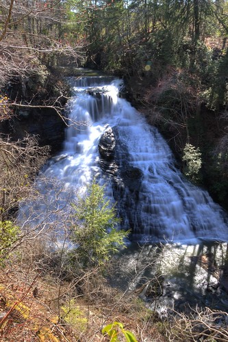 Pisgah Gorge Upper Falls