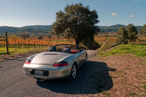 Porsche Boxster by PorschePerfect.com