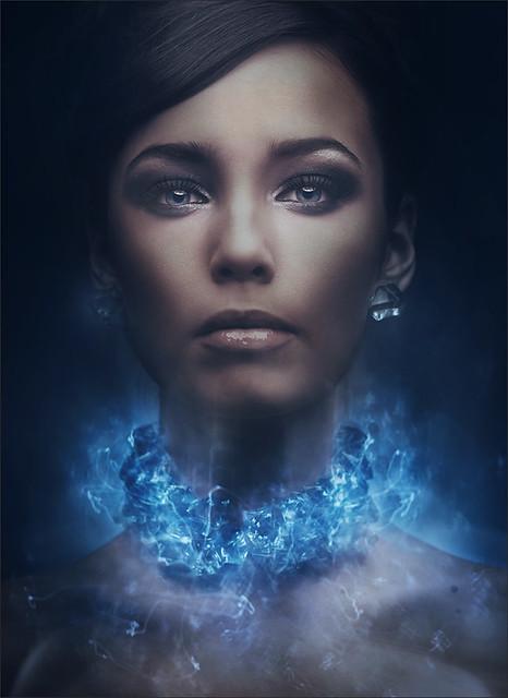 Oleg Ti - The blue necklace