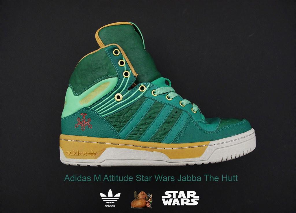 Adidas Star Wars Originals Shoes Jabba the Hut | Calvin