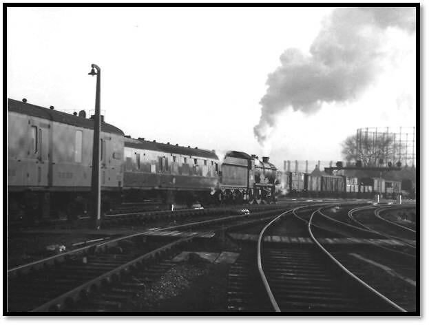 5074 Hampden Temple Meads Thursday March 26 1964