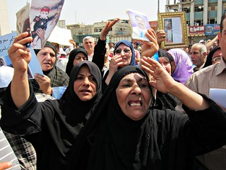 Protest in Baghdad's Tahrir Square