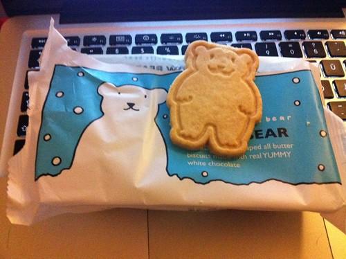 Esse leckere Eisbären! #yummy