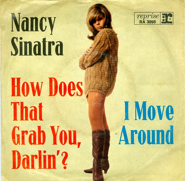 4 - Sinatra, Nancy - How Does That Grab You, Darling - D -  1966